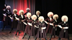 "Children's Folk Dance Ensemble ""ARFAN"" - ROSJA"