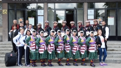 Bahçeşehir University Folk Dance Group Youth and Sport Club Association - TURCJA