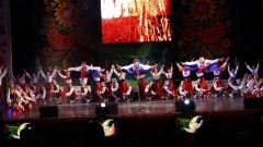 "The People's Dance Group ORLYATKO"" - UKRAINA"