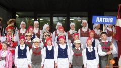 "Folk Dance Group 'VIZBULITE"" - Sigulda - ŁOTWA"
